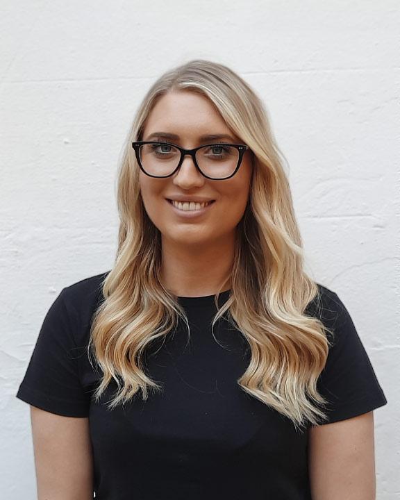 Blonde_Swedish_Hairdresser_Long_Hair_Glasses_Black_Dress