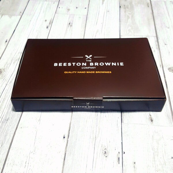 Closed Brownie Box