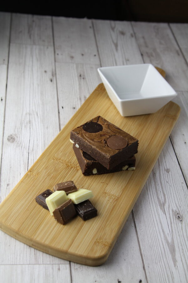 Buy Triple Choc Brownies online