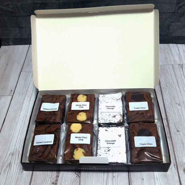 Open Brownie Box