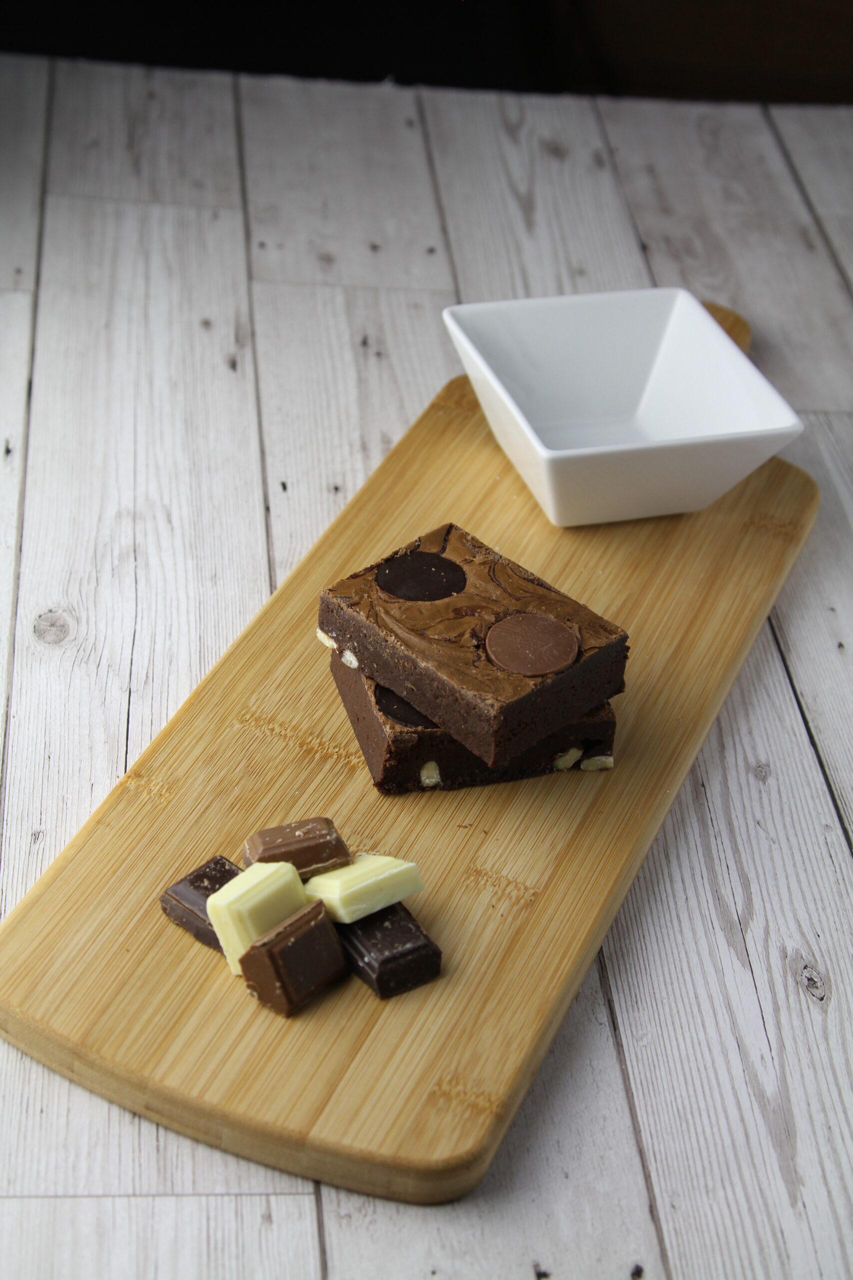 Buy Triple Choc Brownies online