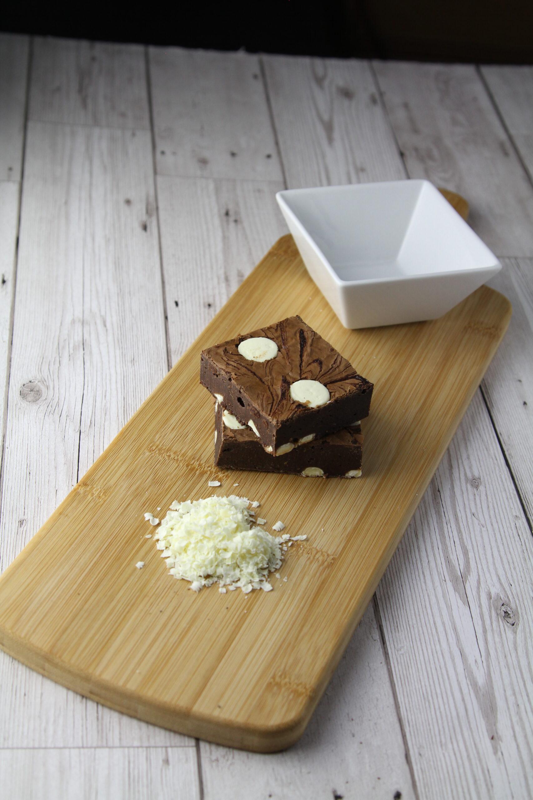 Buy White Choc Chip Brownies online