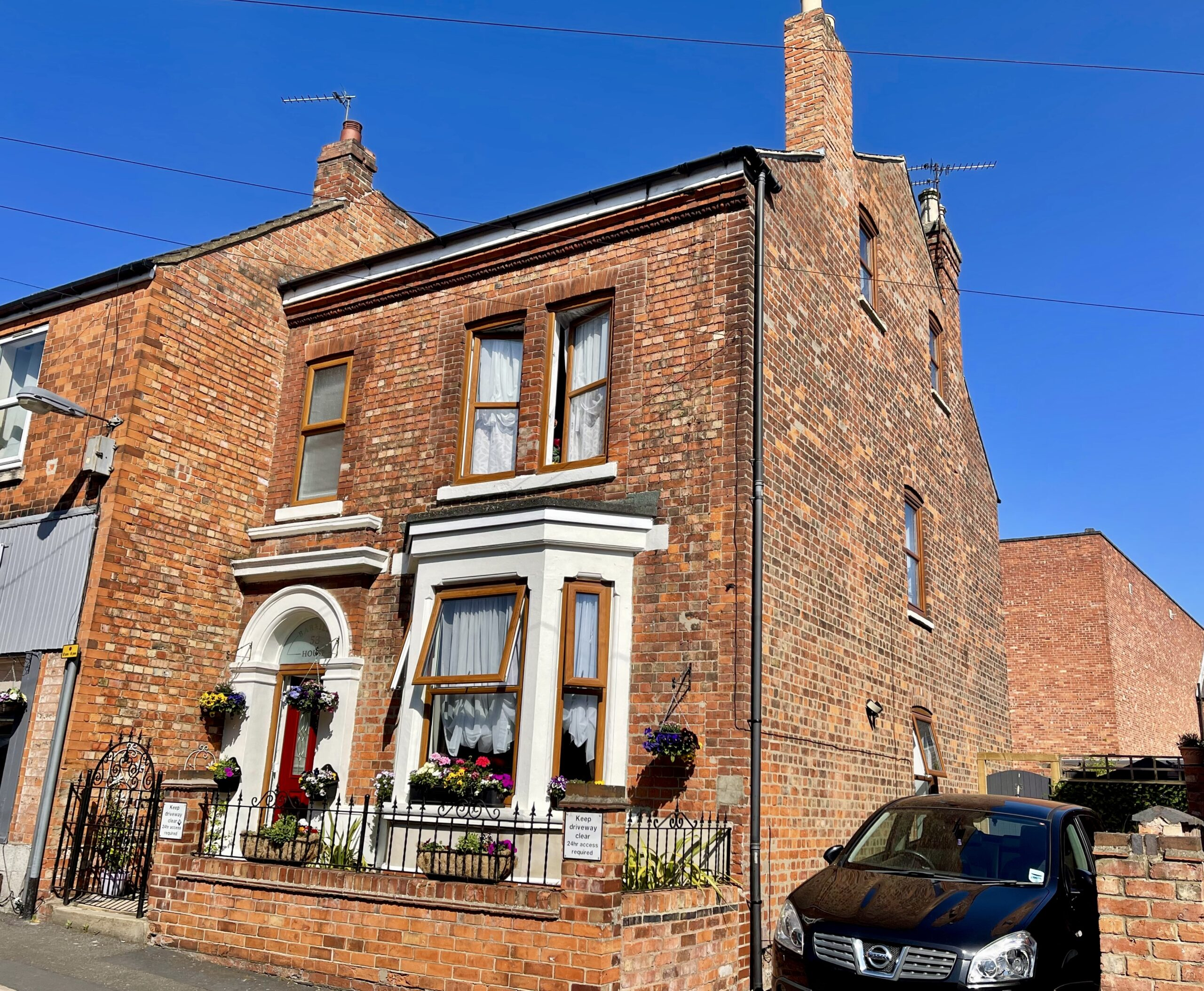 house for sale new beacon road grantham