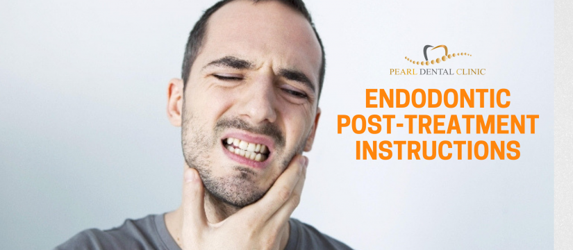 post treatment care, periodontics, root canal treatment, cavities, dental crown, aesthetic filling, pain free extraction, root canal , dubai