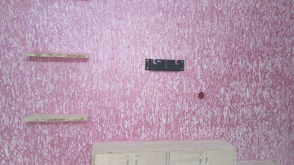 Textured wall 1