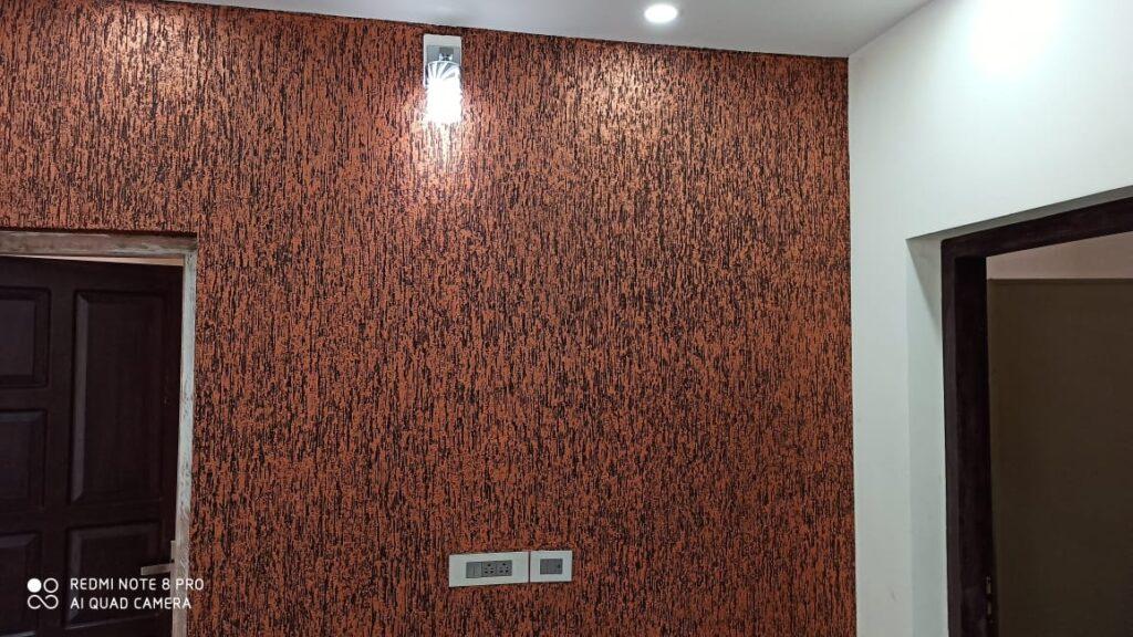 Textured wall 2