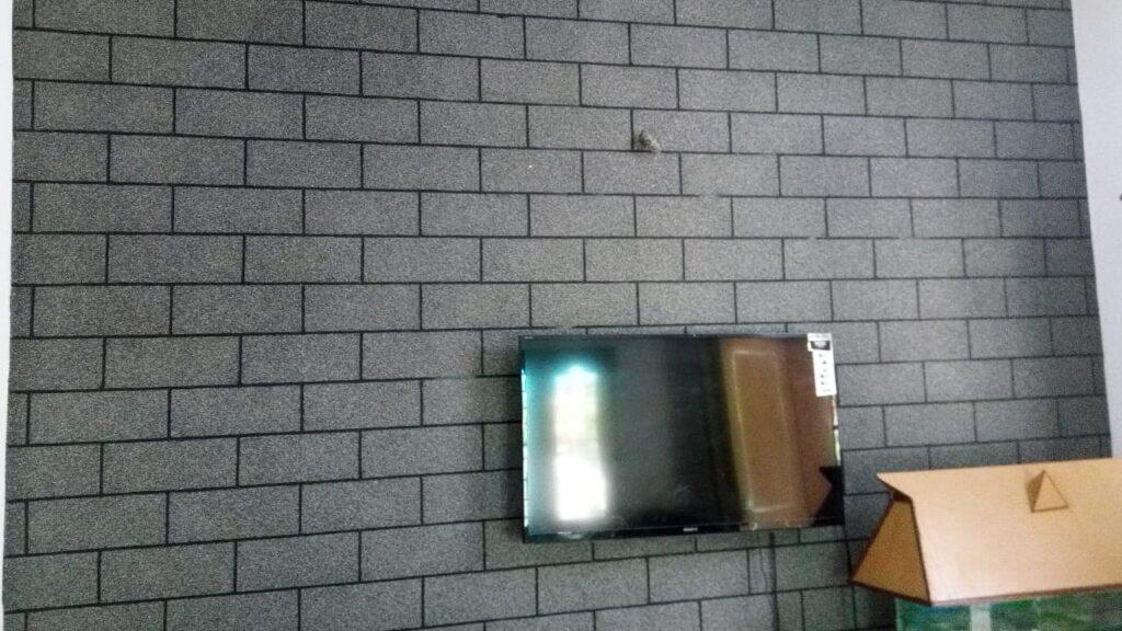 Textured wall 4