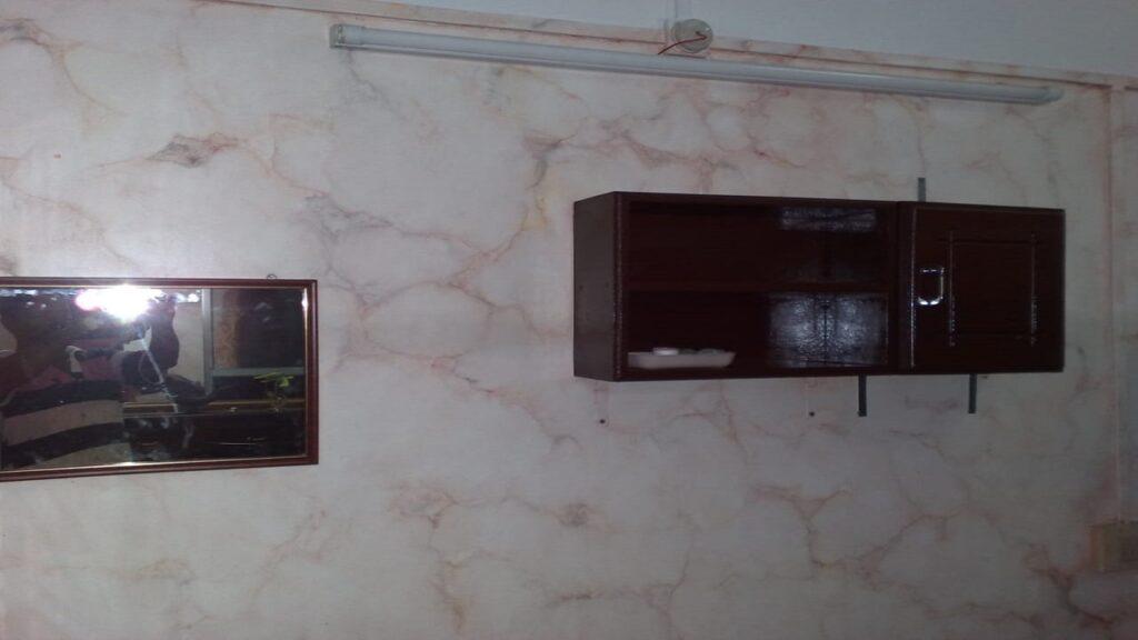 Textured wall 26