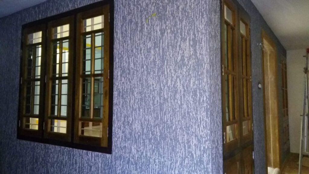 Textured wall 29