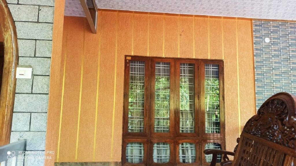 Textured wall 31