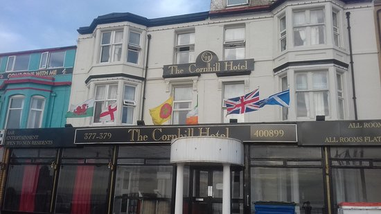 Hotel Owner in Blackpool Sentenced for Serious Fire Safety Failings