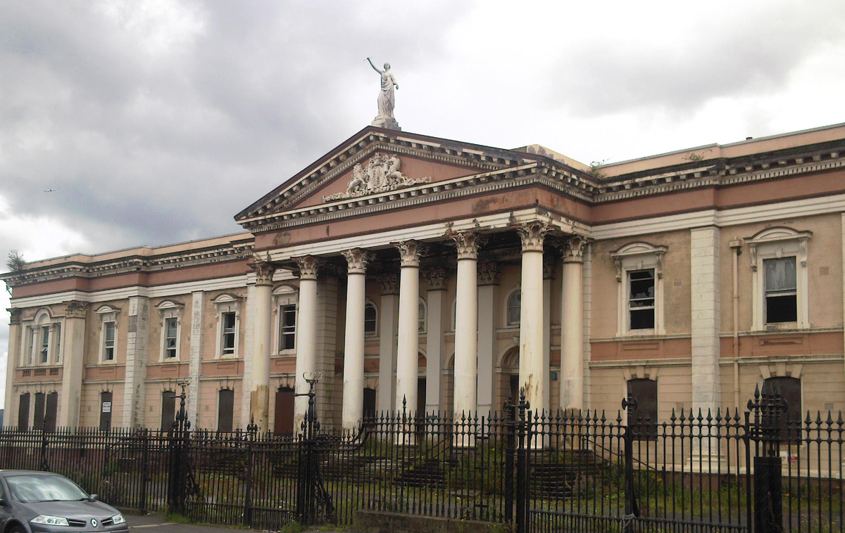 NIFRS Statement on Crumlin Road Courthouse Fire