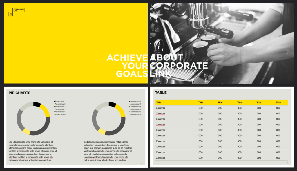 PowerPoint template conversion