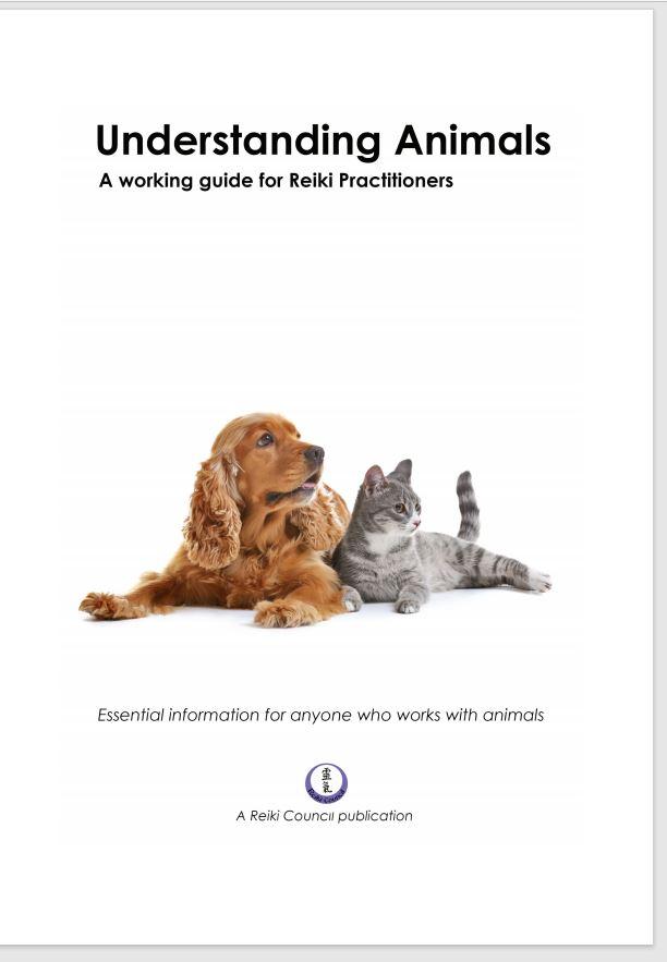 Understanding Animls book front cover