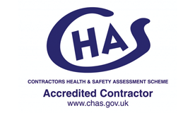 Kettering Chas Accredited Contractor
