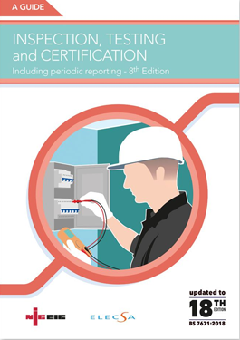Inspection Testing and Certification 18th Edition