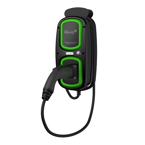 Electric Vehicle Wall Charge Point