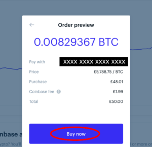buy now on coinbase