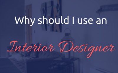 Why do you need an interior designer?