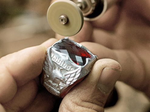 Hand crafting a soulfetish ring