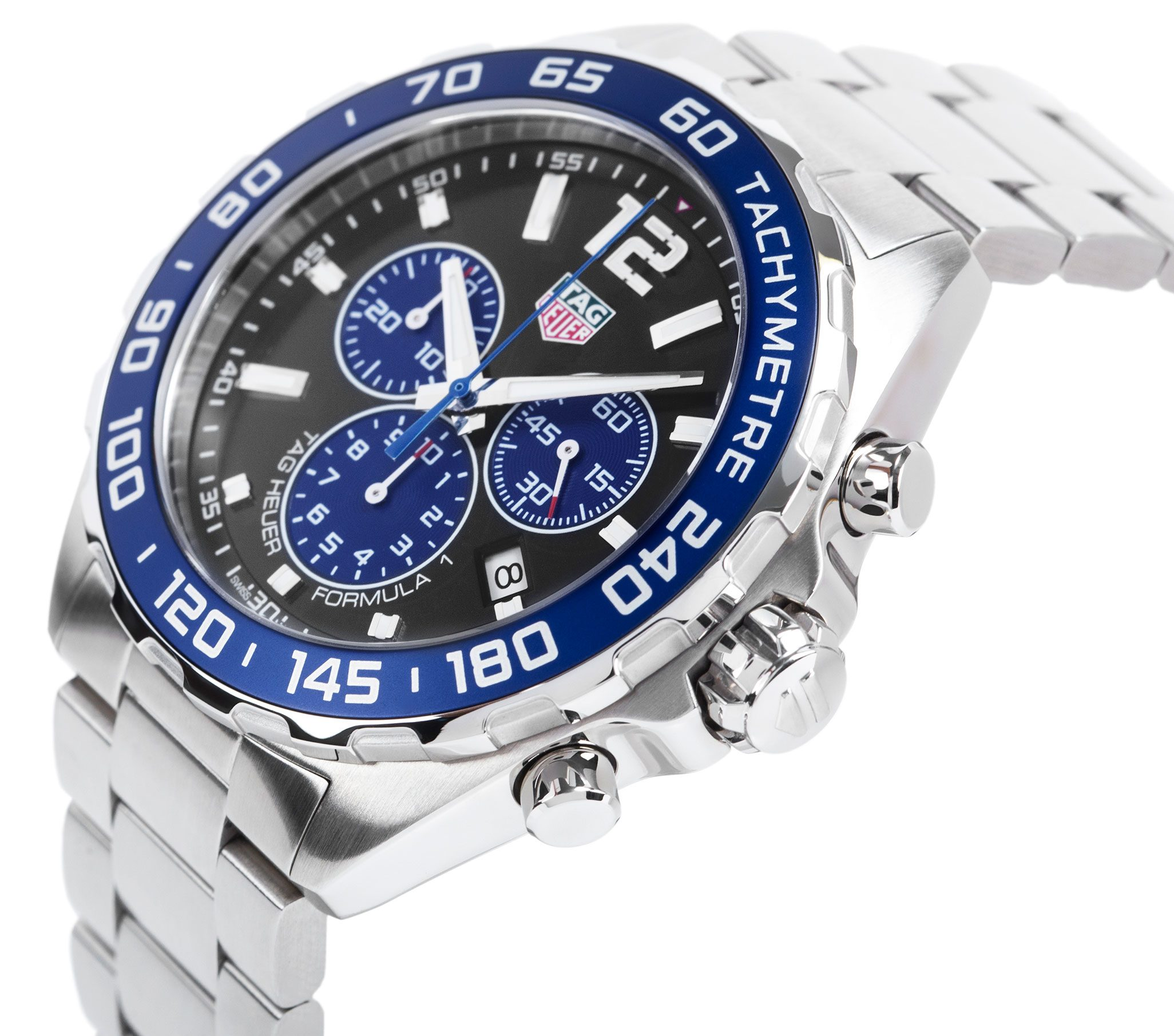 WATCH GALLERY LIMITED EDITION PARTNERSHIP WITH TAG HEUER