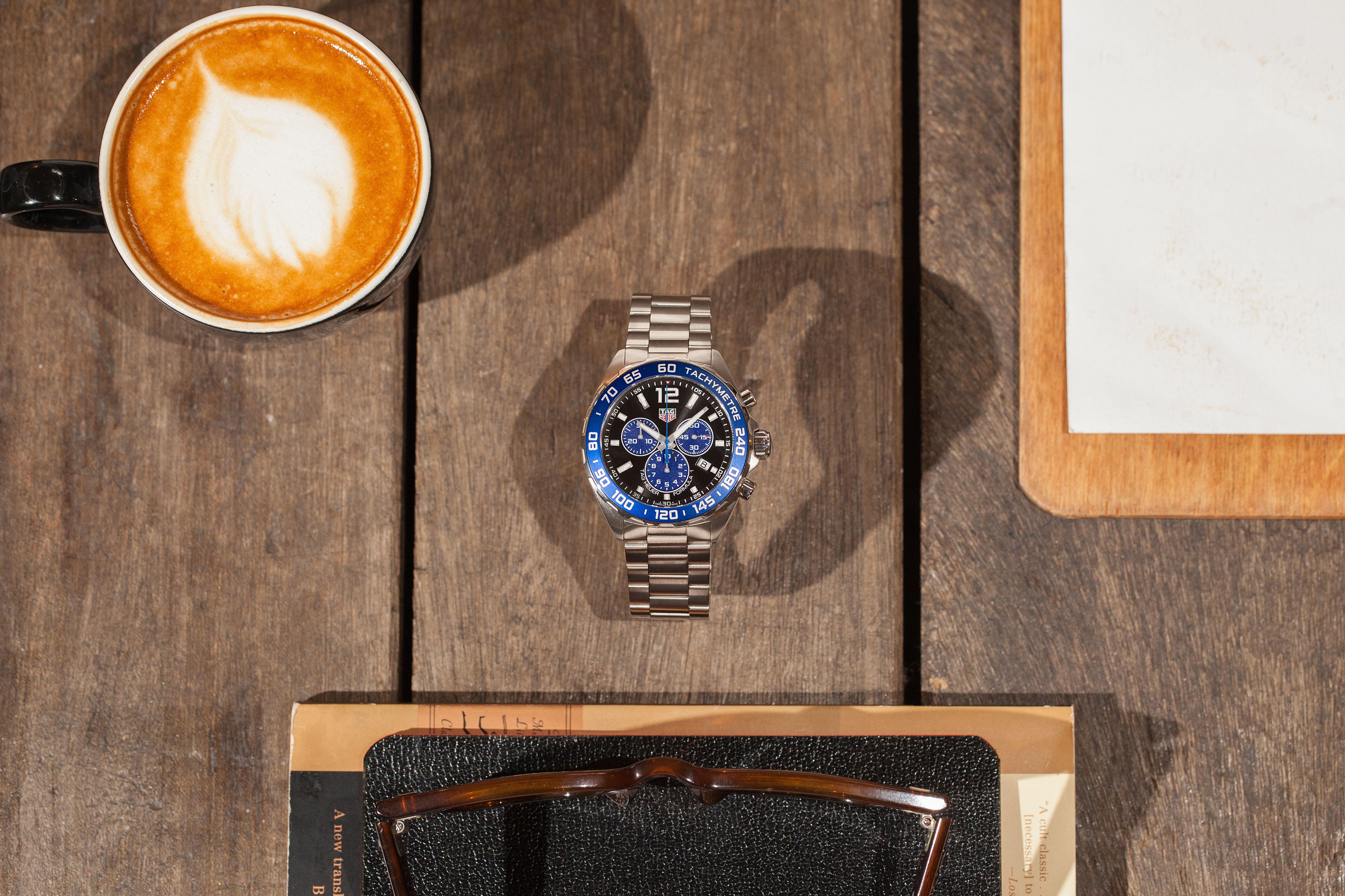 Tag Heuer Formula 1 watch gallery exclusive