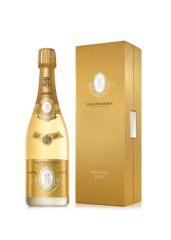 Louis Roederer | Cristal 2012 | 75cl Champagne | KeiCo Drinks