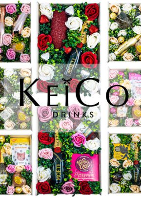 Floral Gift Sets   KeiCo Drinks