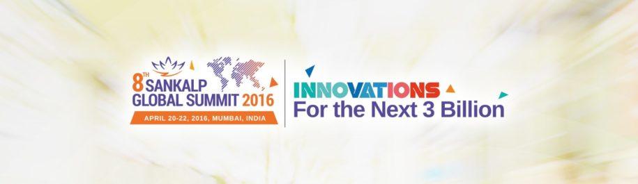 """Sankalp Global Summit   The """"Next 3 Billion"""""""
