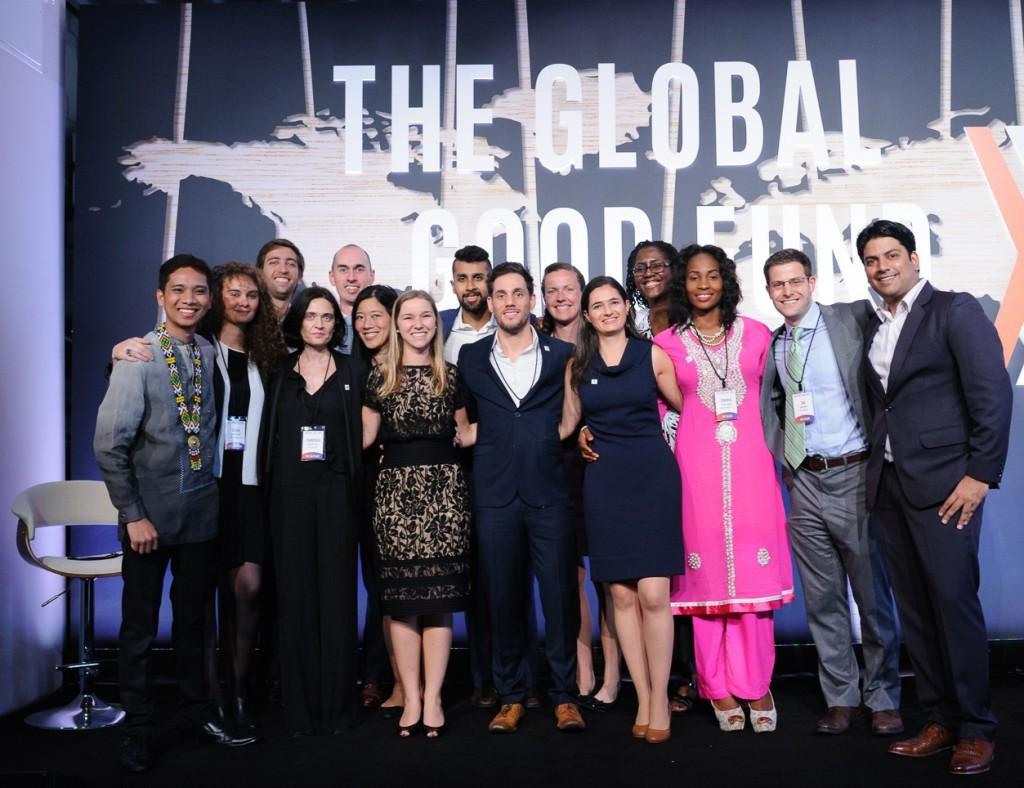 Global Good Fellow 2017 Group Photo