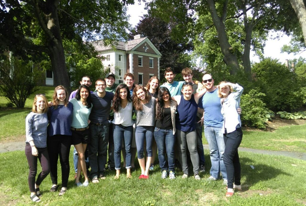 2015 Vera Fellowship Class