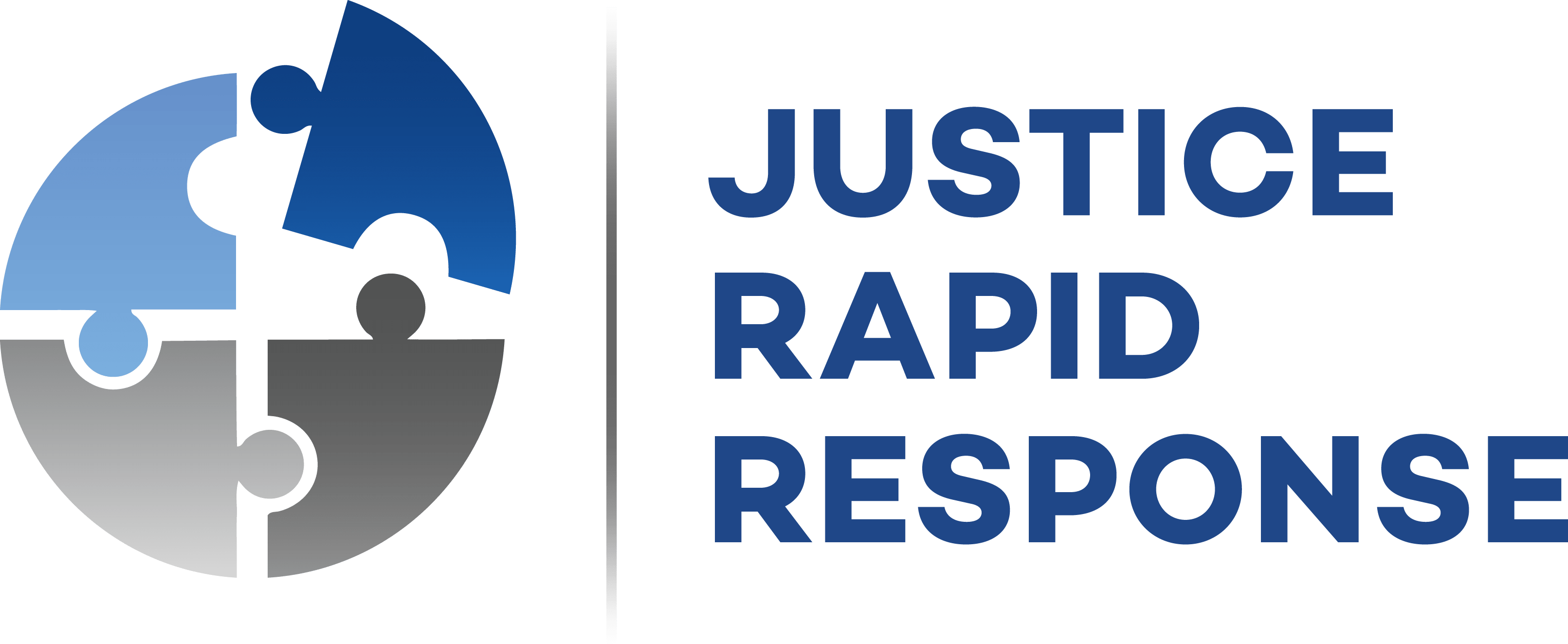 Justice Rapid Response, a Vera Solutions client whom we've helped manage their data and programs.