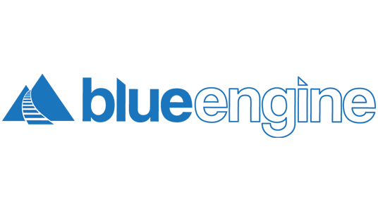 BlueEngine, a Vera Solutions client whom we've helped manage their data and programs.