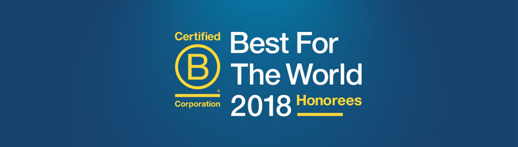 Best for the World 2018