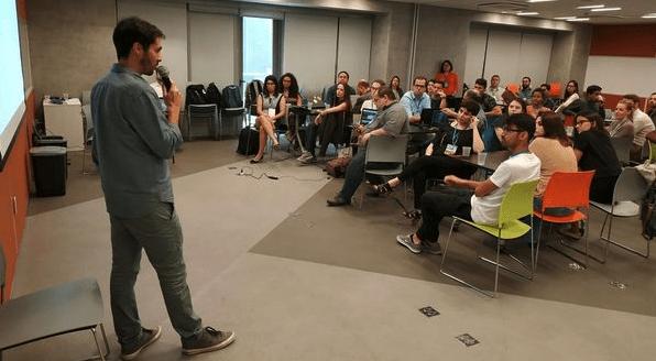 Alan-presenting-NPSP