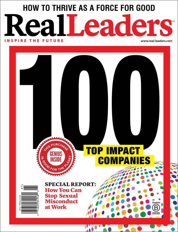 Real Leaders Awards 2019