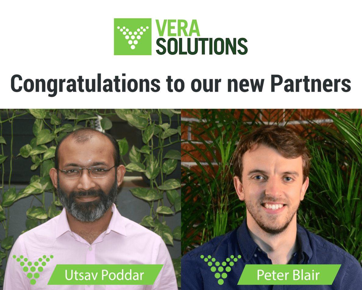 Directors Peter Blair and Utsav Poddar