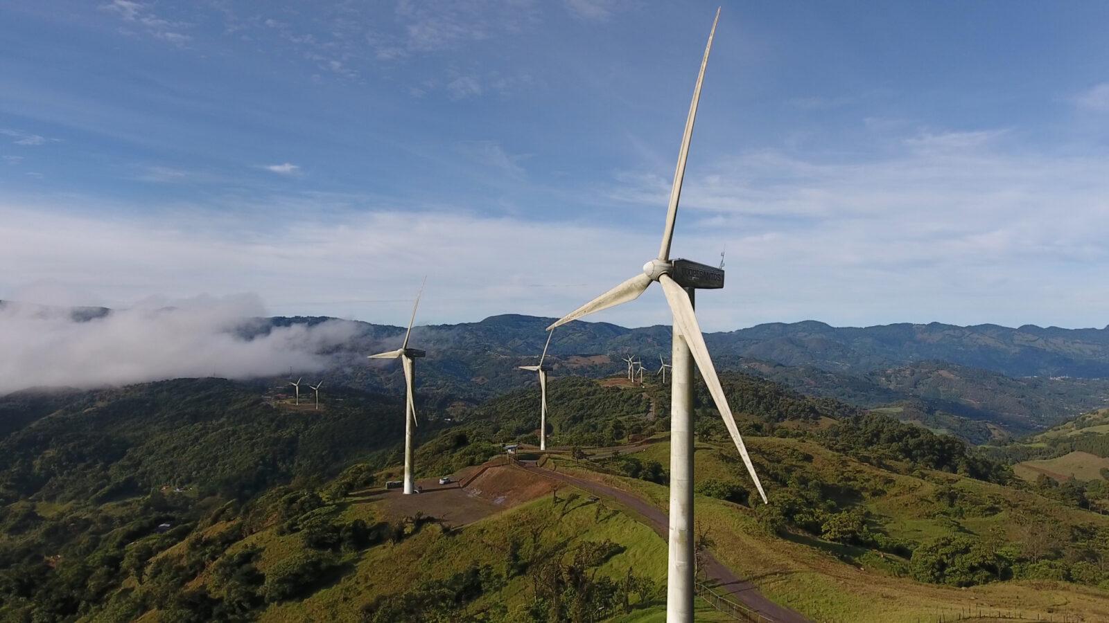 Windmills Cool Effect