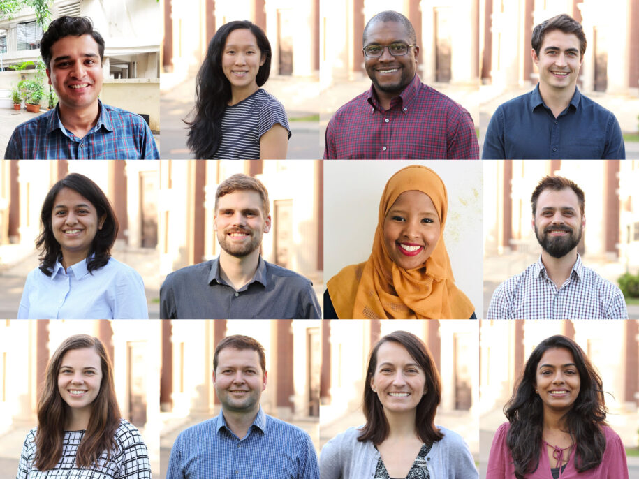 2019-20 Vera Solutions Fellows