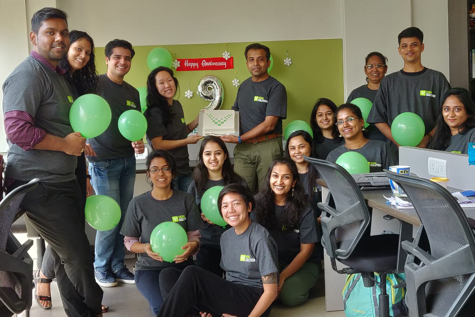 Vera Solutions celebrates 9 years working to amplify the impact of the social sector