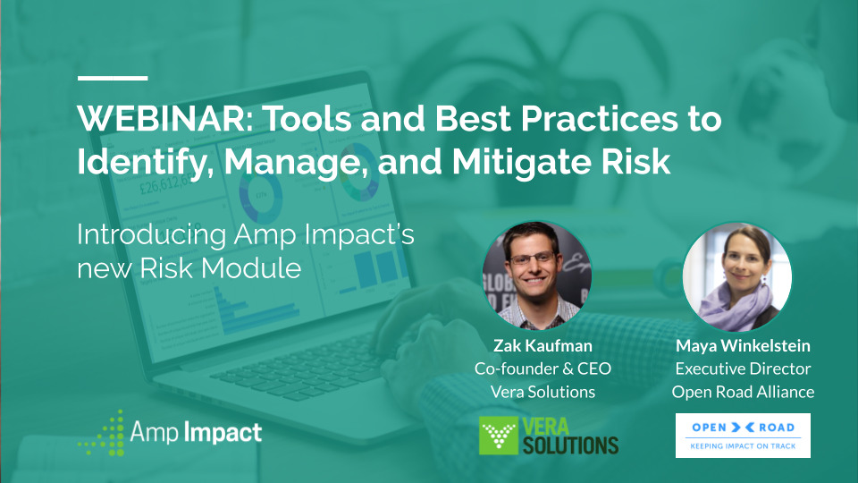 WEBINAR: Tools and Best Practices to Identify, Manage, and Mitigate Risk