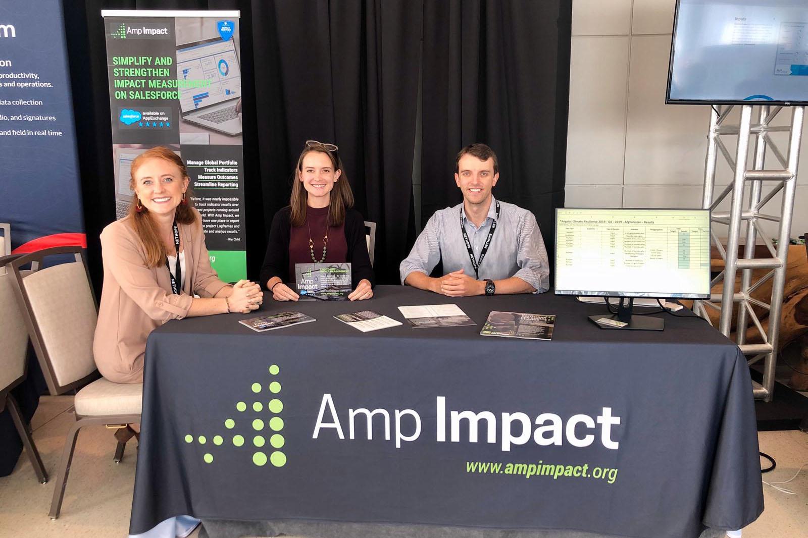 NetHope Global Summit   Amp Impact