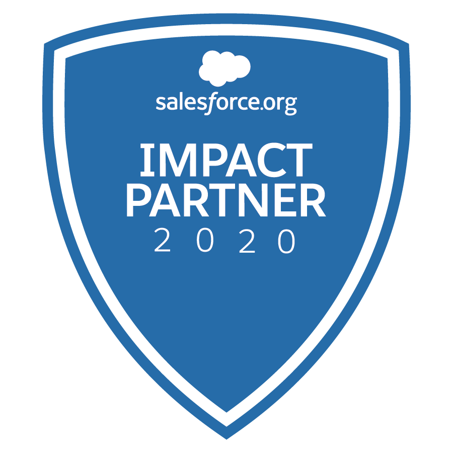 2020 Salesforce Impact Partner | Vera Solutions