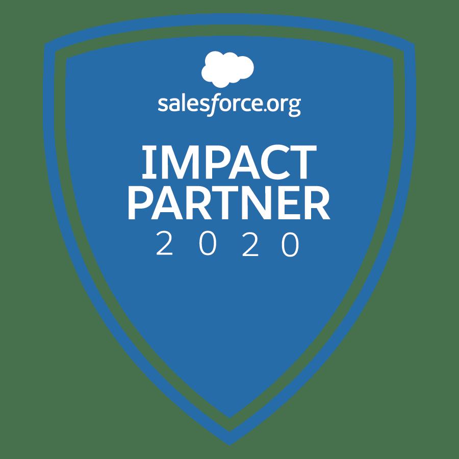 2020 Salesforce Impact Partner | Vera Solutions
