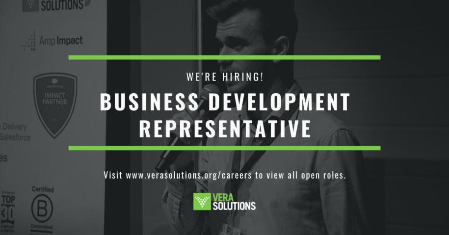 Business Development Rep | Vera Solutions