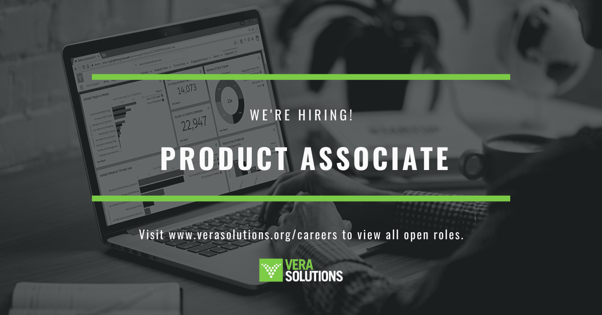 Product Associate | Vera Solutions