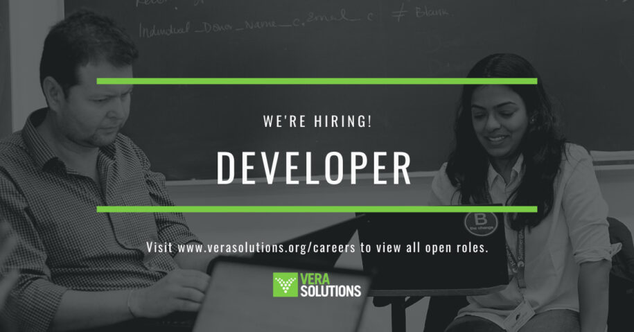 Developer | Vera Solutions