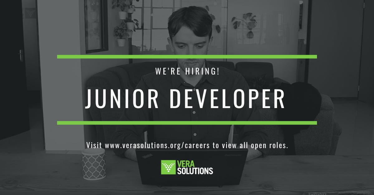Junior Developer | Vera Solutions