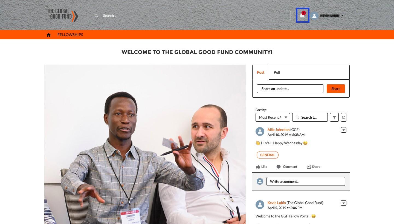 Global Good Fund   Amp Impact
