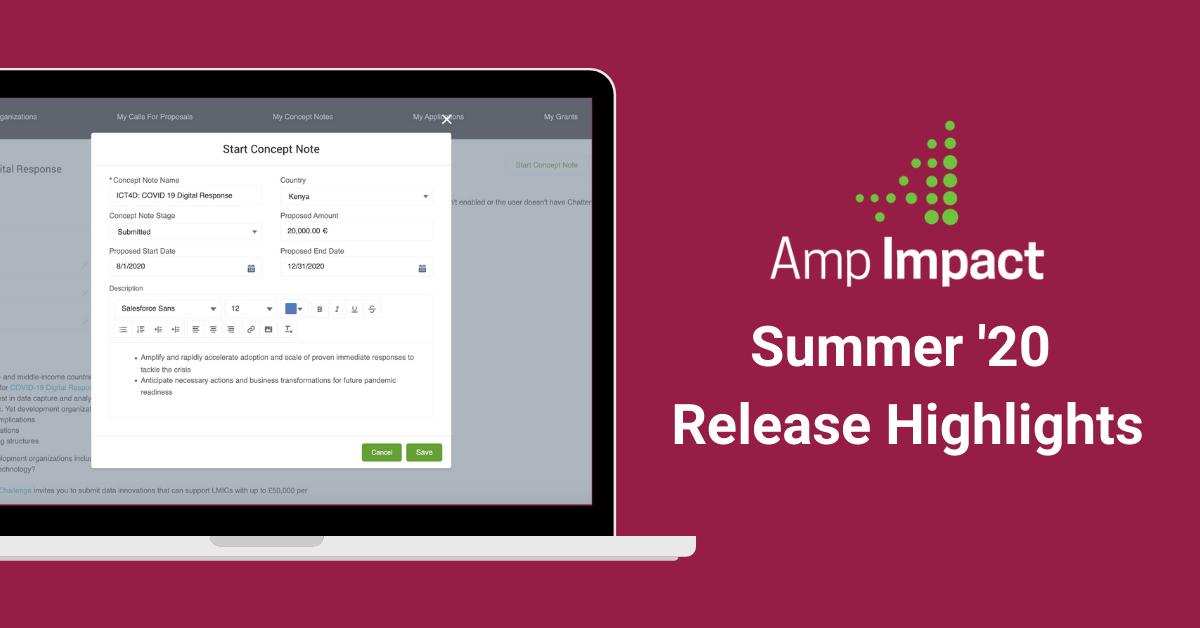 Amp Impact Delphinus Release